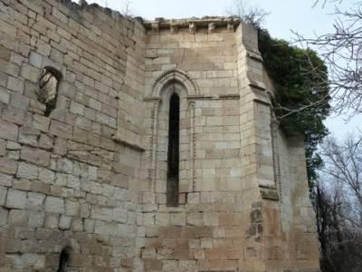 Monasterio de Bonaval - Cañón del Jarama - Senderismo Guadalajara; senderos cataluña